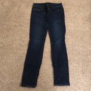 NEVER WORN, Ann Taylor modern fit jeans size 4